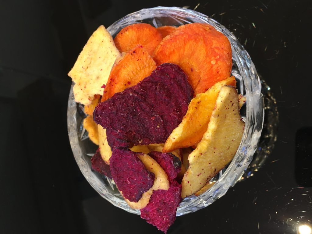 Rodfrugter Mix Chips